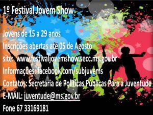 1º Festival Jovem Show